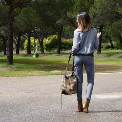 in search of the perfect jeans
