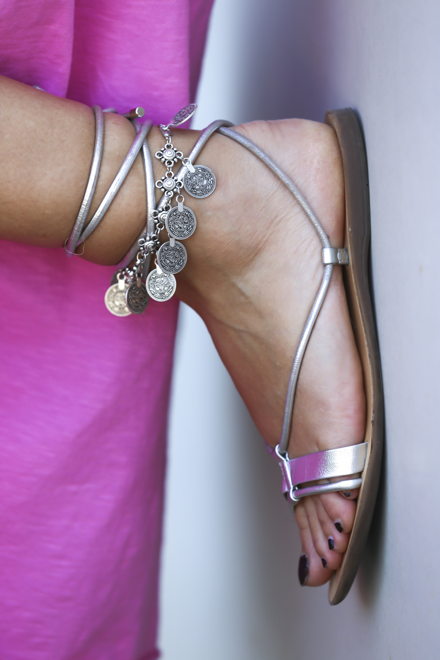Silver accesories